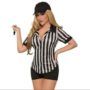 Tops - Referee costume top